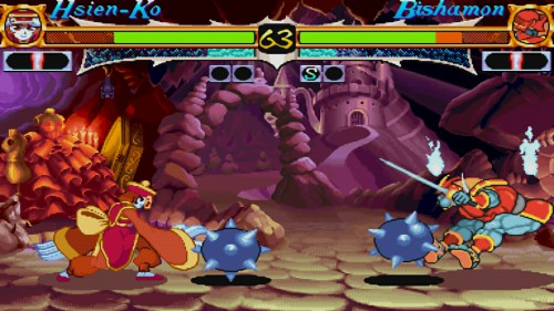 Darkstalkers Chronicle The Chaos Tower ISO PSP